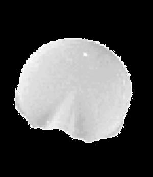 Replacement Lid with Pour Spout, for 1-1/2L, 1L & 1/2 L Decanter, white