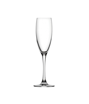 Flute Glass, 5.6 oz. (160ml), rim tempered, toughened crystal, Reserva