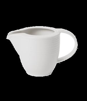 Creamer #4, 8-1/2 oz.,  premium porcelain, Sedona Fuction