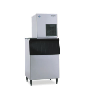 Ice Maker, Cubelet-Style, air-cooled, self-contained condenser, approximately 72