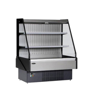 "Hydra Kool Grab-N-Go Open Merchandiser, self-service, multiplexible, 41""W x 31-1"