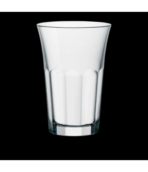 "Double Old Fashioned Glass, 13-1/2 oz., 3-1/2"" x 5-1/4"", tempered, Bormioli, Sie"