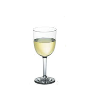 "Camwear® Aliso™ Barware Wine Glass, 10-1/2 oz., top dia. 2-15/16"", 6-3/4""H, no s"