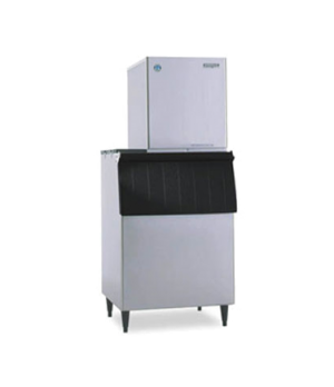 Ice Maker, Flake-Style, water-cooled, self-contained condenser, approximately 66