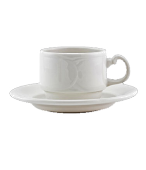 (2004) Horizons Silhouette Cup, 7-3/4 oz. (23.0 cl), large, embossed, stackable,