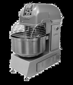 Hobart Spiral Mixer, 8.5 HP spiral motor & a 1.5 HP bowl motor, 180-pound capaci