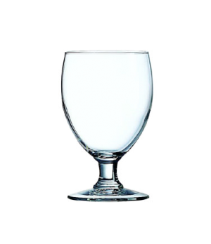 Banquet Goblet Glass, 11-1/2 oz., fully tempered, glass, Arcoroc, Excalibur (H 5
