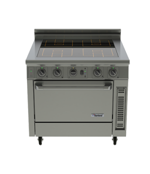 (Garland/U.S. Range (Garland Canada)) Master Induction Range, electric, floor mo