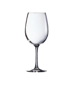"Tulipe Glass, 25-1/4 oz., glass, Kwarx®, Chef & Sommelier, Cabernet (H 10""; T 3"""