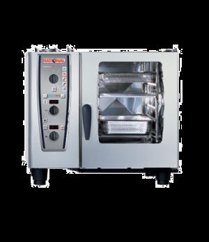 "(CM P 61G) CombiMaster® Plus, gas, half size, steam generator, (6) 12"" x 20"" ful"