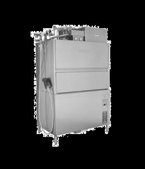 Utensil Washer, Front Load with split door design, top mount controls, over/unde