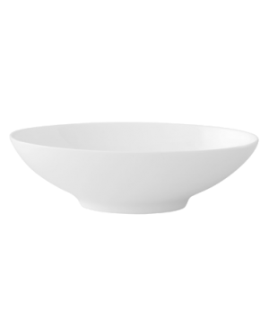 "Pickle Dish/Cereal Bowl, 7-1/2"" x 4-3/4"", premium bone porcelain, Modern Grace"
