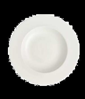 "Rim Soup Plate, 11-3/8"", 17 oz., deep, premium bone porcelain, Stella Hotel"