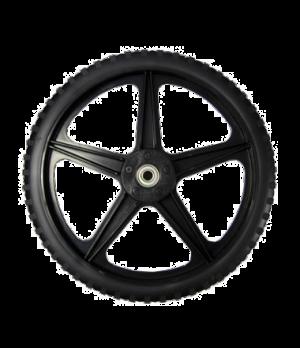 "Black Wheel, 14"""