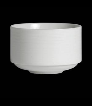 """Bouillon Cup, 11-1/4 oz., 4"""" dia., round, porcelain, Rene Ozorio Virtuoso (USA s"""