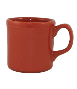 Mug, 10 oz., Anfora, Tiffany Palm Leaf (USA stock item) (minimum = case quantity