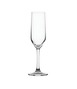 Flute Glass, 7 oz. (25c), rim tempered, Cuvee