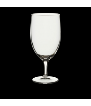Banquet Water Glass, 14 oz., tempered, Bormioli, Kalix (USA stock item) (minimum