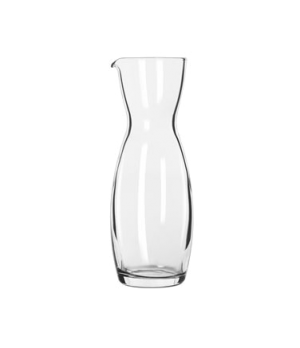 Wine Carafe, 10-3/4 oz., glass, clear