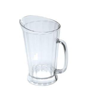 Bouncer® II Pitcher, 60 oz., drip-proof spout, light weight, dishwasher safe, po