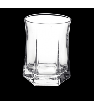 Rocks Glass, 8 oz., Bormioli, Capitol (USA stock item) (minimum = case quantity)