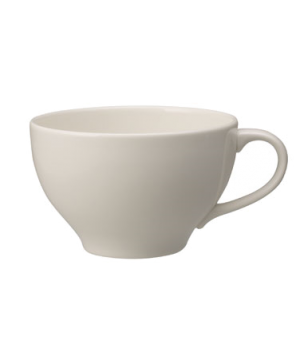 Cup, 13-1/2 oz., premium porcelain, Dune