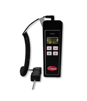 Thermsitor Temperature Tester, single zone, digital with model 1075 probe and ca