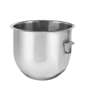 140 qt. Bowl, stainless steel