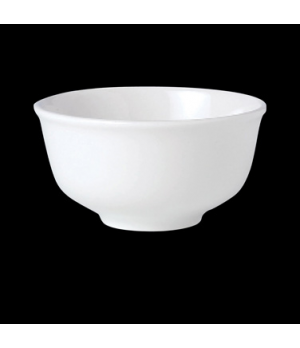 "Club Sugar Bowl/Bouillon, 8 oz., 3-7/8""W x 2-1/8""H, unhandled, vitrified ceramic"