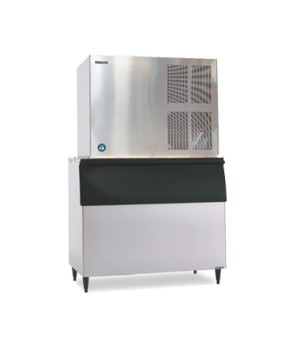 Ice Maker, Tamper proof, Cube-Style, air-cooled, self-contained condenser, appro