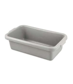 "Dish 'N Tote Box, 21"" x 12"" x 6"", undercounter, handled, dishwasher, high densit"
