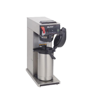 23001.0058 CWTF-APS-DV Dual Voltage Airpot Coffee Brewer, automatic, hot water f