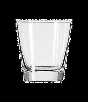 "Old Fashioned Glass, 6-1/2 oz., Safedge® Rim guarantee, heavy base, (H 3-1/4""; T"