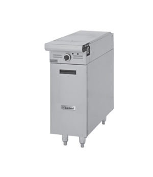"Master Sentry Series Range, gas, 17"", Add-A-Unit, Even Heat Hot Top, storage bas"
