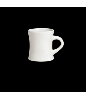 Mug, 11 oz., hourglass, Anfora, American Basics (limited availability, non-stock