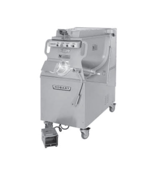 Prime Mixer Grinder, 150 lb. capacity, double wall hopper construction, 7.5 Hp g