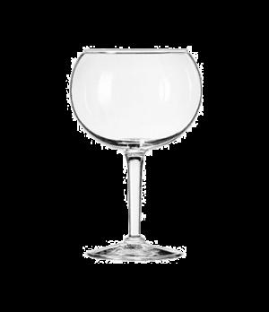 "Red Wine Glass, 12 oz., Safedge® Rim guarantee, CITATION, (H 5-7/8""; T 3""; B 2-3"