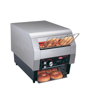 Toast-Qwik® Conveyor Toaster, horizontal conveyor, countertop design, bagel and