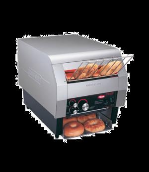 Toast-Qwik® Conveyor Toaster, horizontal conveyor, countertop design, bagel and
