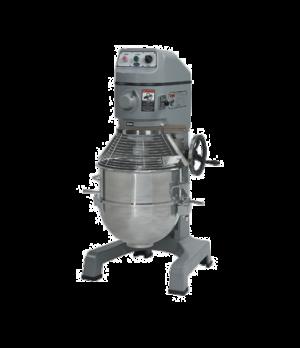 Planetary Mixer, 60 qt., floor model, 3-speed, #12 hub, front mounted controls,