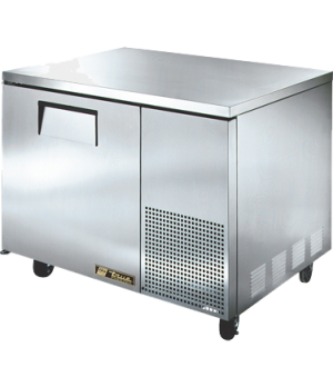 Deep Undercounter Freezer, -10° F, (2) shelves, 16 ga. stainless steel top, (1)
