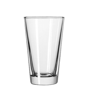 "Cooler Glass, 14 oz., DuraTuff®, Restaurant Basics  (H 5-7/8""; T 3-1/2""; B 2-3/8"