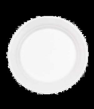 "Coaster/Butter Dish, 4-3/4"", premium porcelain, Universal"