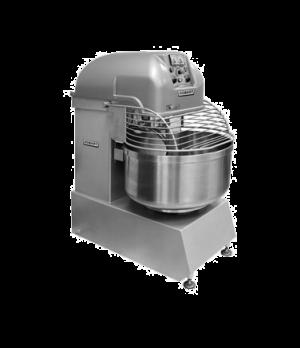 Hobart Spiral Mixer, 6.4 HP spiral motor & a 1 HP bowl motor, 300-pound capacity
