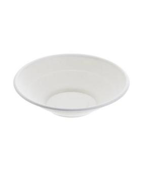 """Disposable Tray, 16.9 oz. (500 ml), 7-1/2"""" x 2"""" (19.5 x 5 cm), round, biodegrada"""