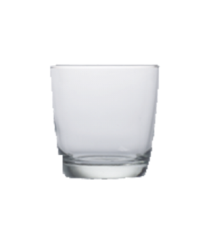Old Fashioned Glass, 10-1/2 oz., fully tempered, glass, Arcoroc, Excalibur (H 3-