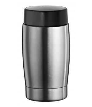 Stainless Steel Vacuum Milk Cont. .6 Lt.