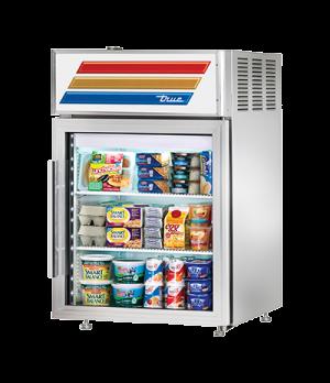 Countertop Pass-thru Refrigerated Merchandiser, (2) shelves, stainless steel ext