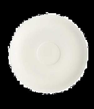 "Saucer, 7-1/8"", (cup OCR's -1240), premium bone porcelain, Stella Hotel"