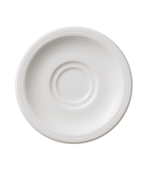 "Saucer, 4-3/4"", (Cup OCR's -1450/51),  premium porcelain, Sedona Fuction"